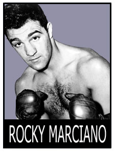PHILLY BOXING HISTORY - Rocky Marciano Main Page