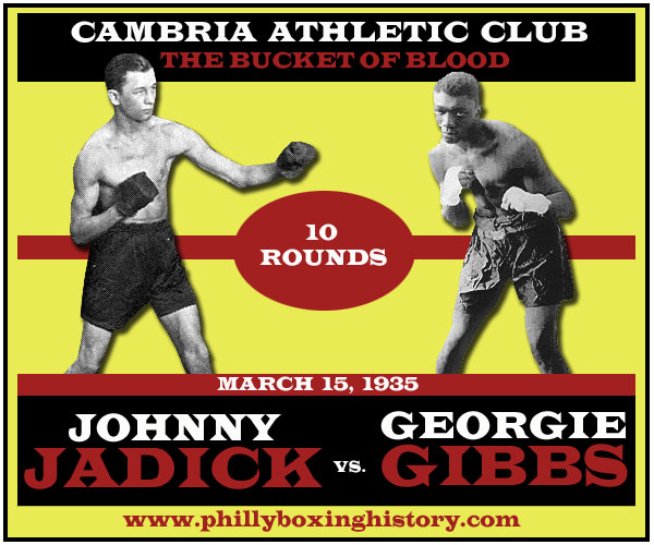 philly boxing history. Black Bedroom Furniture Sets. Home Design Ideas