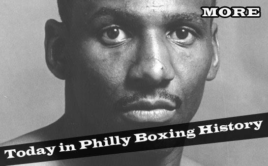 Home Philly Boxing History
