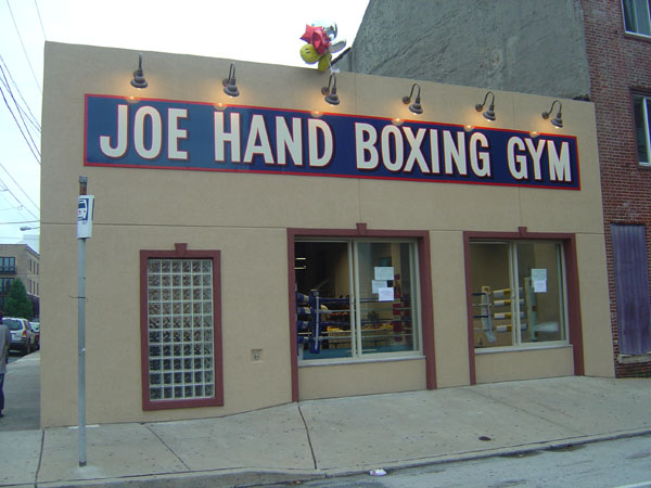 philly boxing history